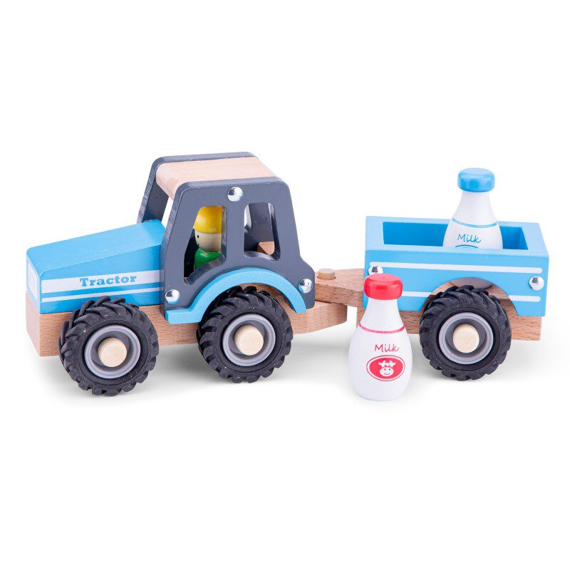 new classic toys tractor